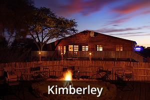 Kimberley, Viaje de caza