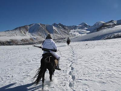 Ibex Kirguizia Viaje de Caza